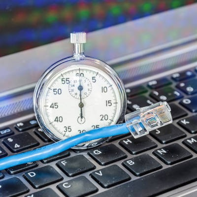 Tip of the Week: Fixing a Slow Internet Connection