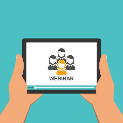 Webinars Take the Excuses Out of Missing Meetings
