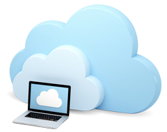 cloud hosted computer